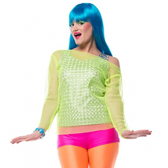 Neon roze hotpants