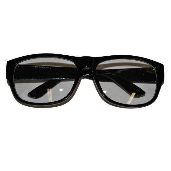 Nerd bril voor volwassenen