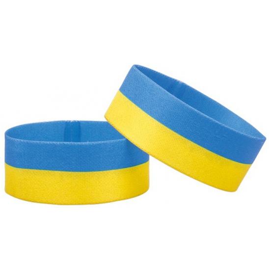 Oekraine fan armbandje