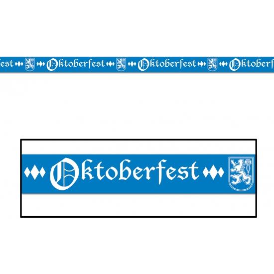 Oktoberfest markeerlint 6 meter