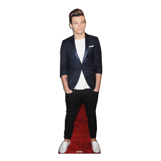 One Direction foto bord Louis Tomlinson