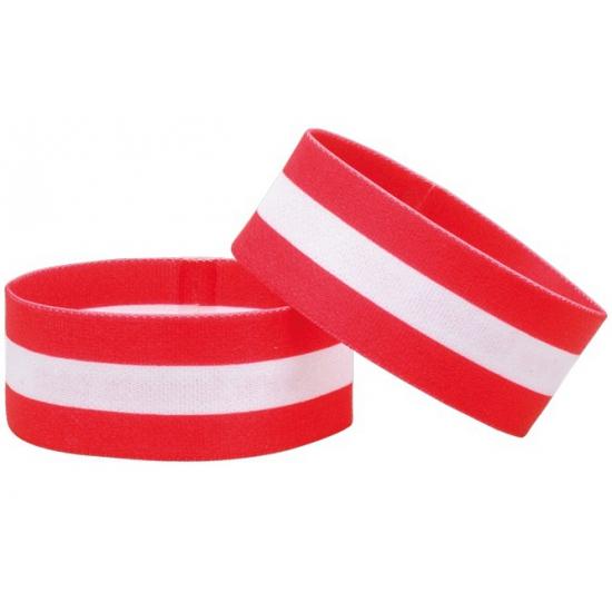 Oostenrijk fan armbandje