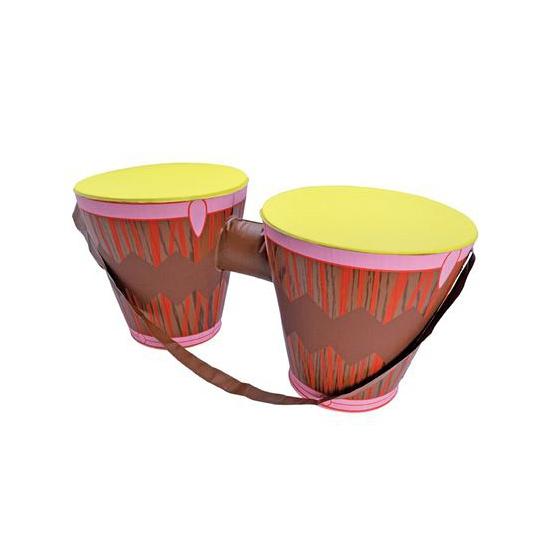 Opblaasbare Hawaii trommels