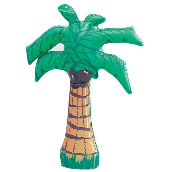 Opblaasbare palmboom versiering 45 cm