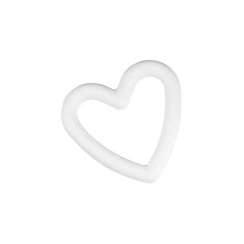 Open decoratie hart 20 cm