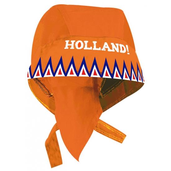 Oranje supporters bandana