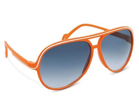 Oranje trendy brillen