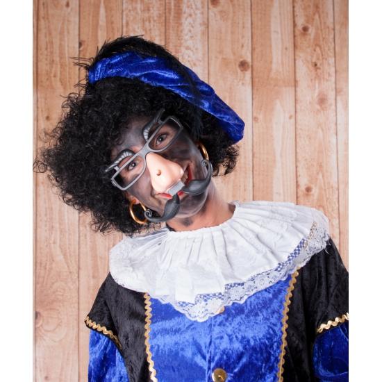 Originele zwarte Piet set Malle Piet