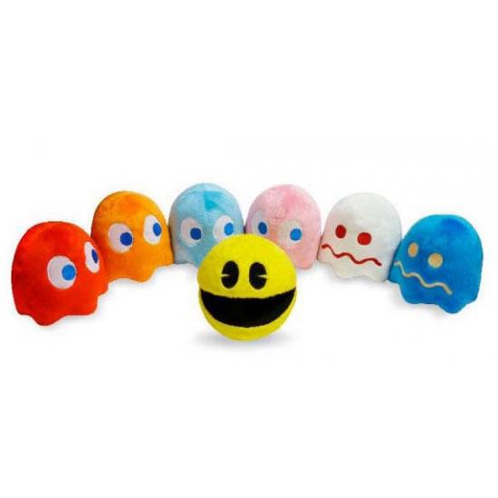 Pacman spel poppetjes
