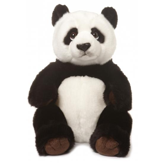 Panda knuffels WNF 30 cm