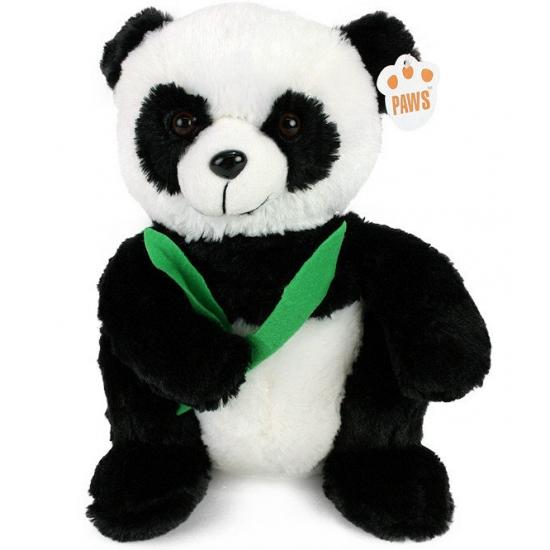 Panda knuffeltje pluche 28 cm