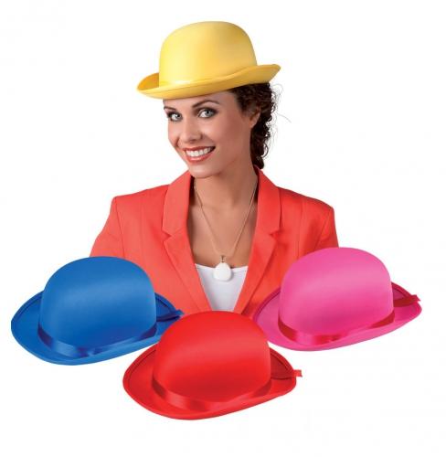 Party bolhoed in verschillende kleuren