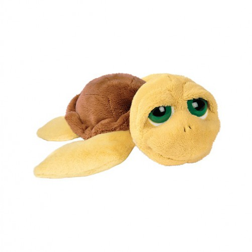 Pebbles schildpad knuffel 38 cm
