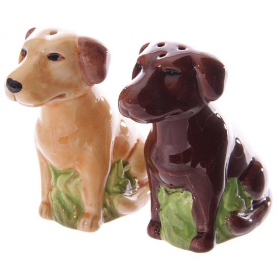 Peper en zout set Labrador