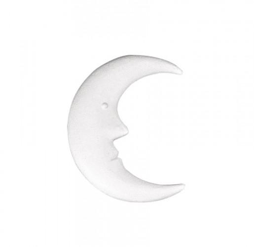Piepschuim maan om zelf te versieren