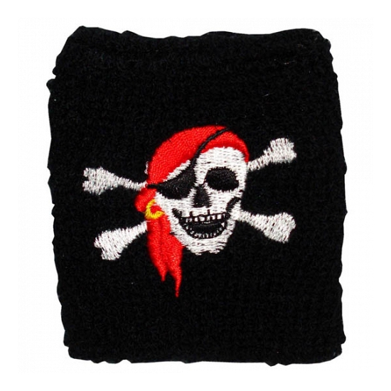 Piraat thema polsbandjes