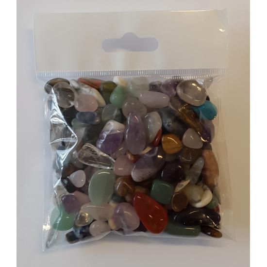 Piraten schat zakje met stenen 250 gram