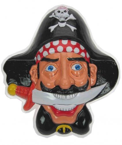 Piraten thema versiering