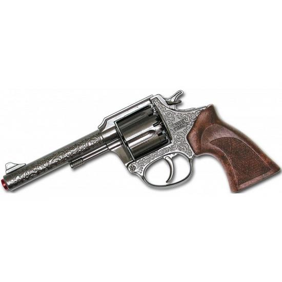 Plaffertjes revolver cowboy stijl