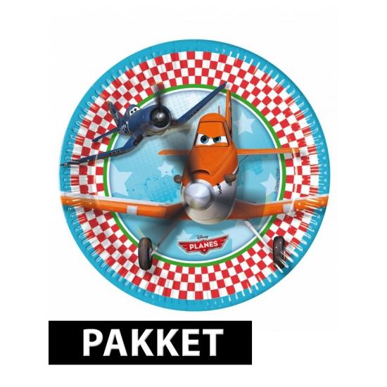 Planes themafeest pakket