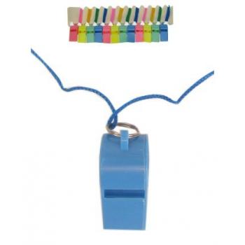 Plastic fluit met koord