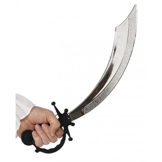 Plastic piraten zwaard 40 cm