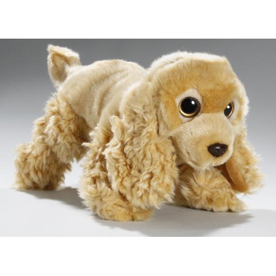 Pluche Cocker Spaniel hond knuffel 28 cm