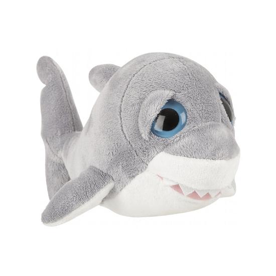 Pluche haai knuffeldier 26 cm
