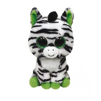 Pluche knuffel zebra Zig Zag 24 cm