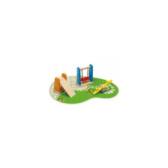 Poppenhuis speeltuin 7 delig