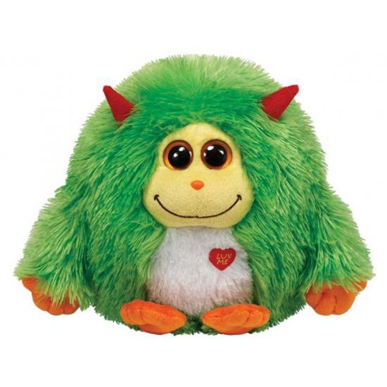 Pratende Ty Beanie monster knuffel Maxine 24 cm