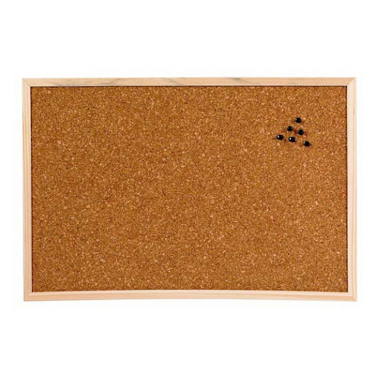 Prikborden 39 x 29 cm