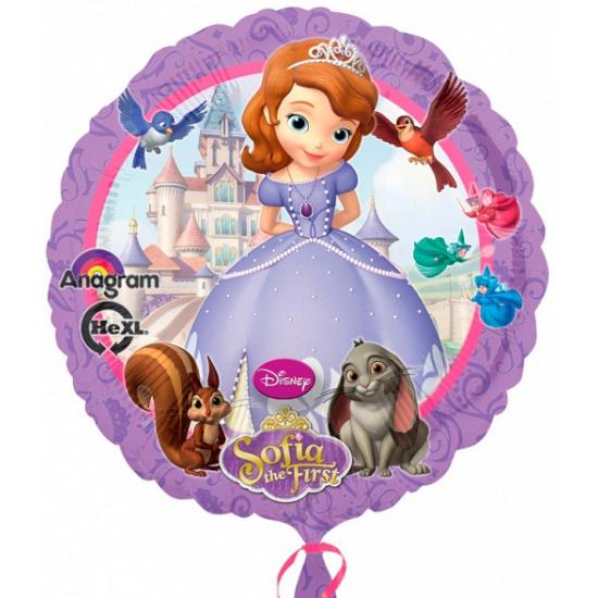 Prinses Sofia heliumballon