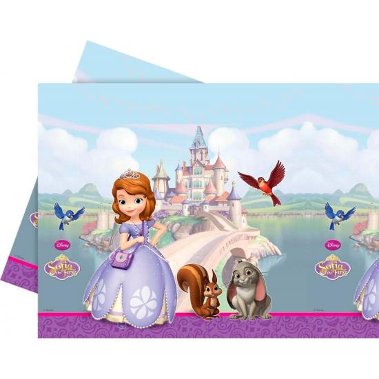 Prinsesje Sofia tafelkleed 180 cm