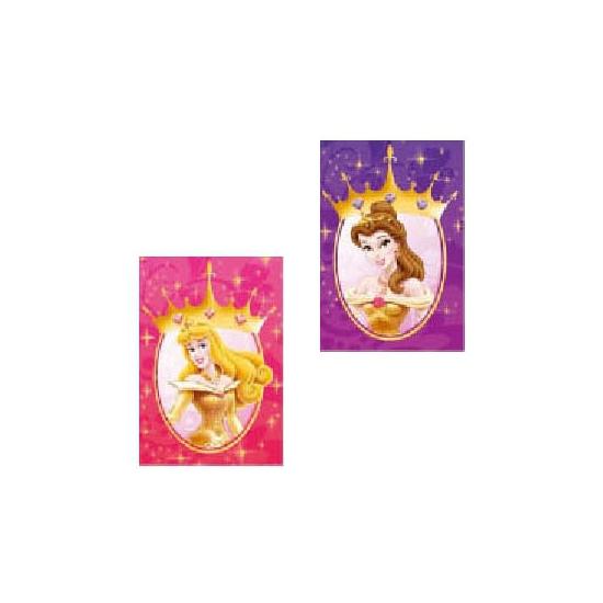 Prinsessen kaarten 6 stuks