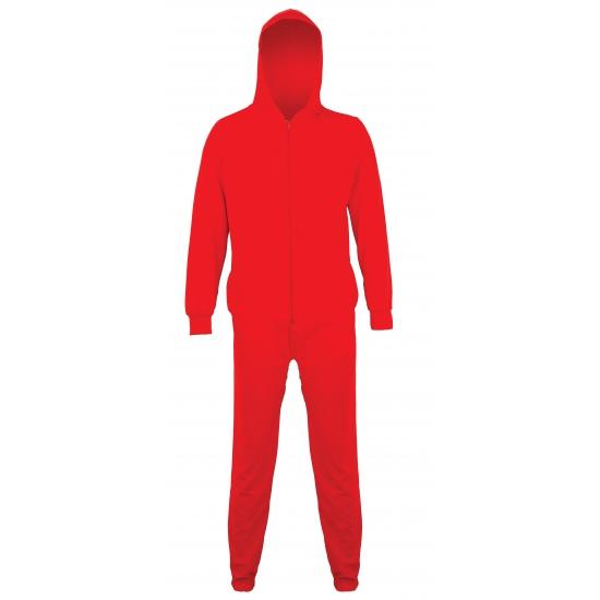 Pyjamapak rood voor meisjes