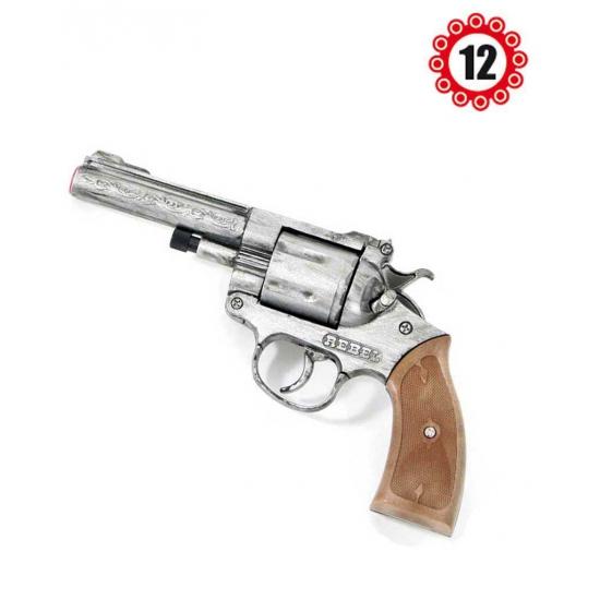 Rebel revolver 12 schoten