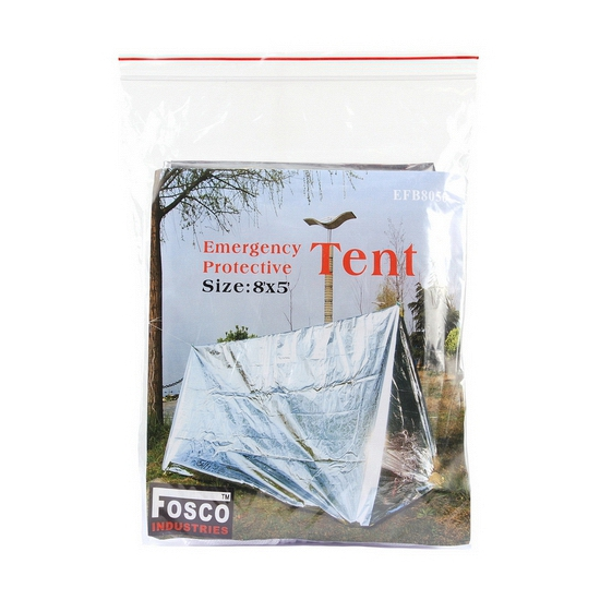 Reserve emergency tent