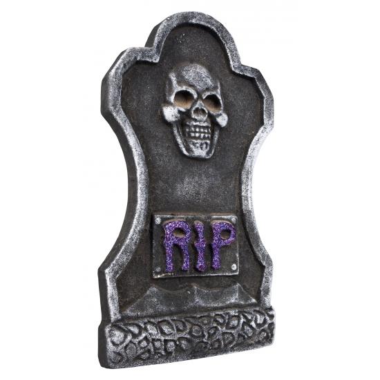 Rest in peace kruis grafsteen 40 cm