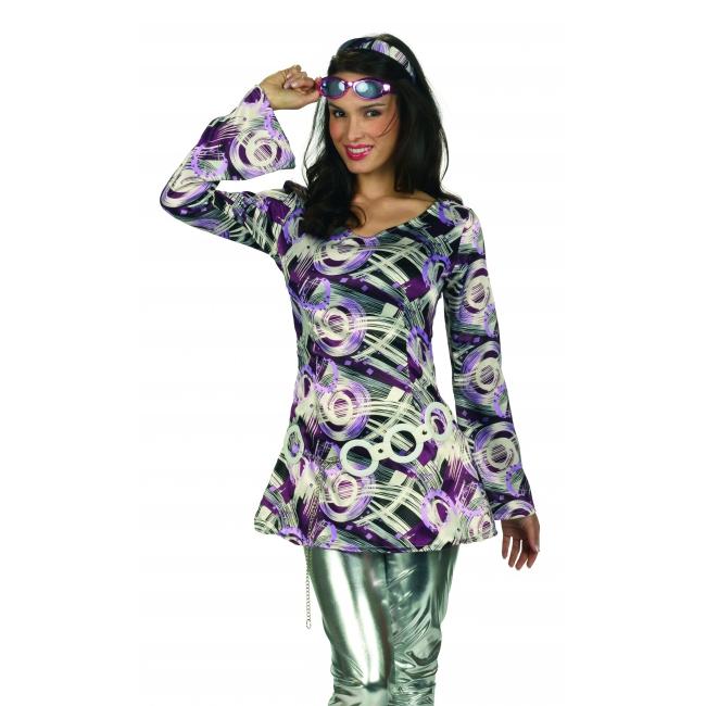 Retro dames verkleedkleding