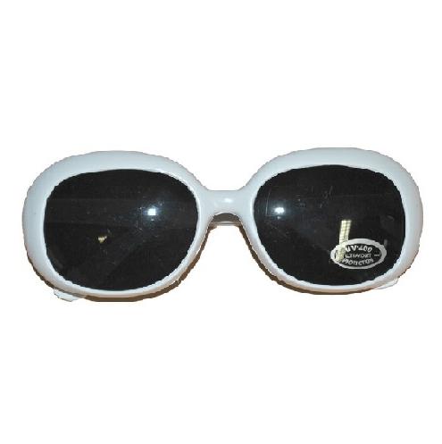 Retro hippie bril
