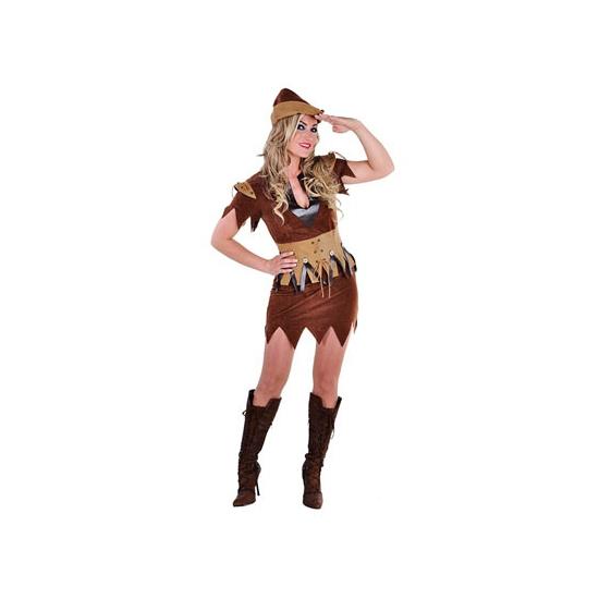 Robin Hood verkleedkleding voor dames