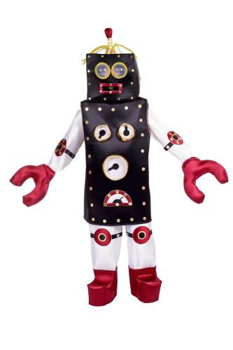 Robot carnavalskostuum