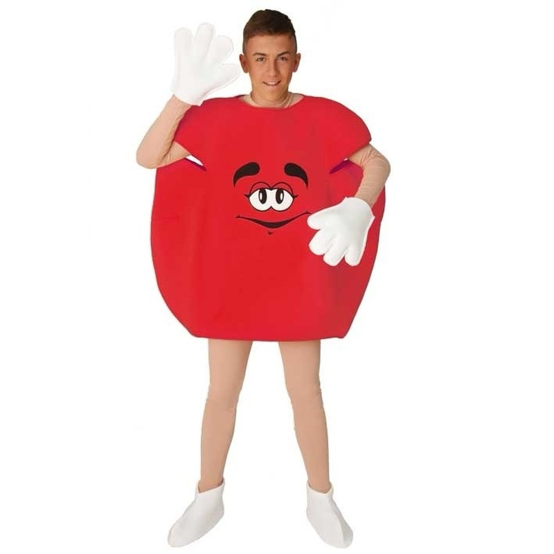 Rood snoep pak volwassenen