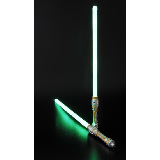 Ruimte zwaard groen 140 cm