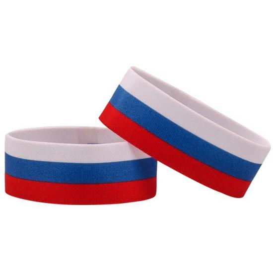 Rusland fan armbandje