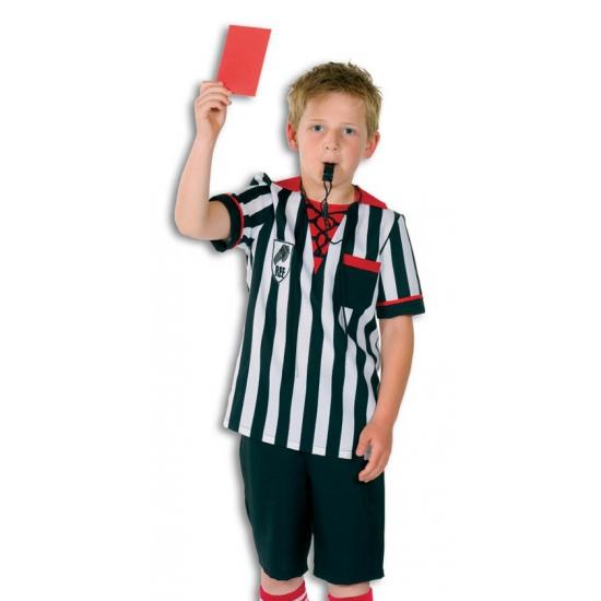 Scheidsrechters kostuum voor kids