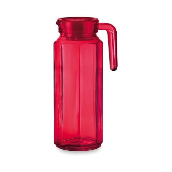 Schenkkannen rood 1 liter