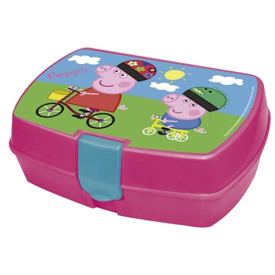 School lunchbox van Peppa