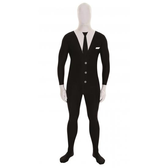 Second skin pak businessman zwart